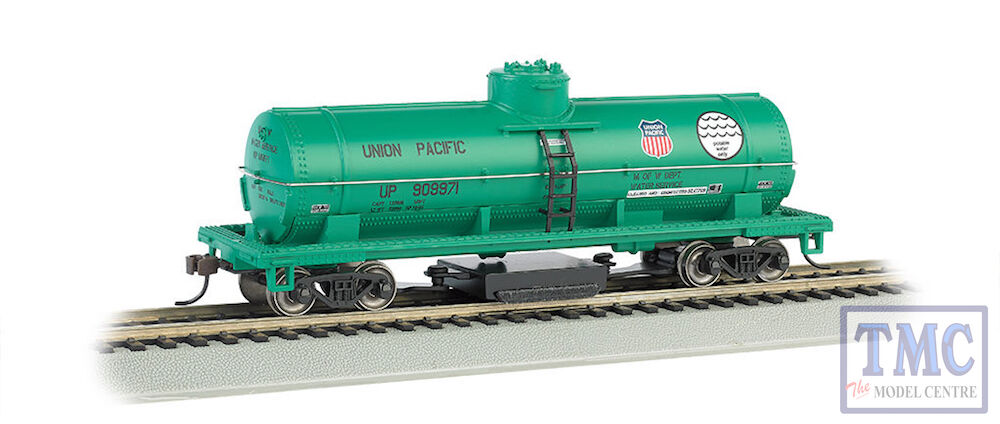 16305 Bachuomon OO Scale HO Track Cleaning Tank auto Union Pacific TMC