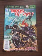 BIRDS OF PREY #16 DC COMICS NEW 52 VF (8.0)