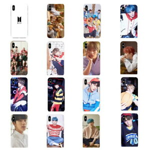 KPOP-Bangtan-Boys-Phone-Case-Cover-HANDY-HULLE-SchutzHuelle-Fuer-Apple-iPhone
