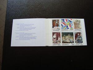 SUEDE-timbre-yvert-et-tellier-carnet-n-C1794-nsg-Z3-stamp-sweden