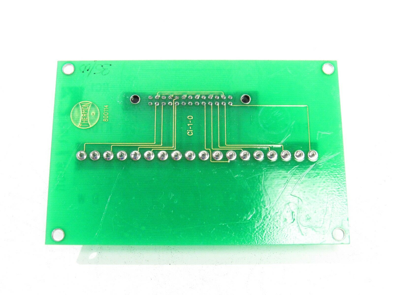 Thermon 80011 Pcb Circuit Board