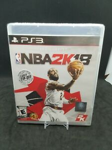 NBA-2K18-Early-Tip-Off-Weekend-Sony-PlayStation-3-2017-Brand-New-Sealed