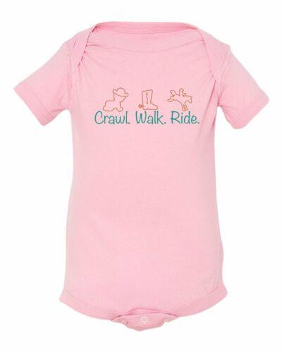 Walk Bodysuit Crawl Ride