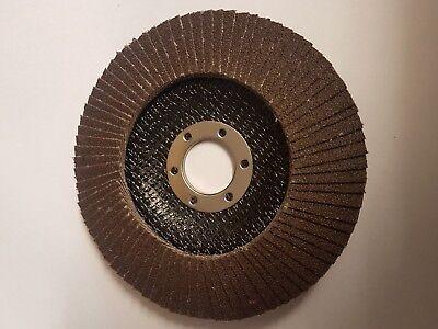 Fächerscheiben Ø 115mm P100-50 Stück für Metall Lamellenscheiben