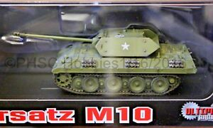 Details about DRAGON ARMOR 60649 Plastic Model ERSATZ M10 German Tank 1:72  Scale Ready Made