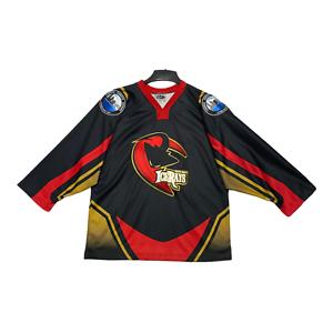 Corpus Christi Ice Rays NAHL Hockey Jersey Texas USA Boy Youth Size XL Rare