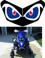 Yamaha Sled Snowmobile Fx Nytro Phazer Rs Rx Max Headlight Decal Sticker 5