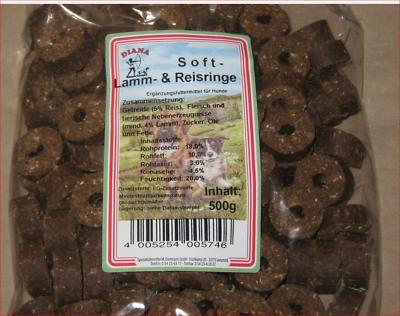 500 G Hunde Leckerlies Diana Soft Rollis In Verschiedene Sorten Gp-3,98€ Pro 1kg Zahlreich In Vielfalt