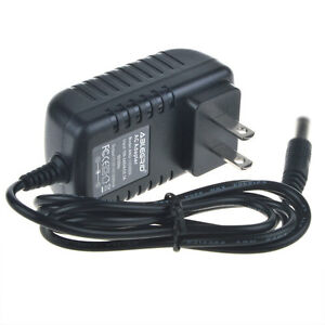 AC Power Supply Adapter Charger Cord For Memorex Mi3021 BLK Audio Speaker Dock