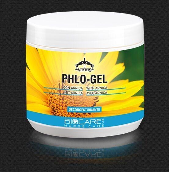 Veredus Bio Care PHLO GEL Arnica Tones Tendons Muscles Inflammation Relief Relax