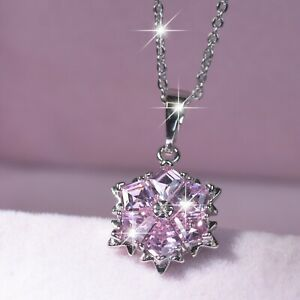 18k-white-gold-gp-made-with-pink-swarovski-crystal-snowflake-pendant-necklace