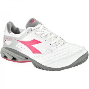 Speed Chaussures Star femmes Diadora Gris K tennis de Iv Blanc pour Iv W xtOxIwdU