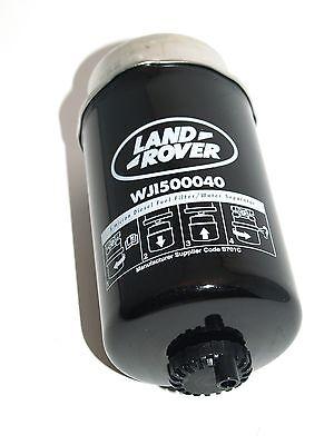Original Filtro De Combustible wji500040