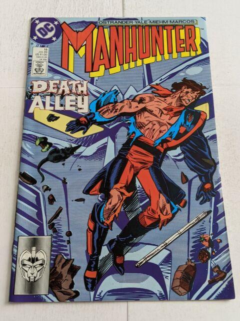Manhunter #15 July 1989 DC Comics