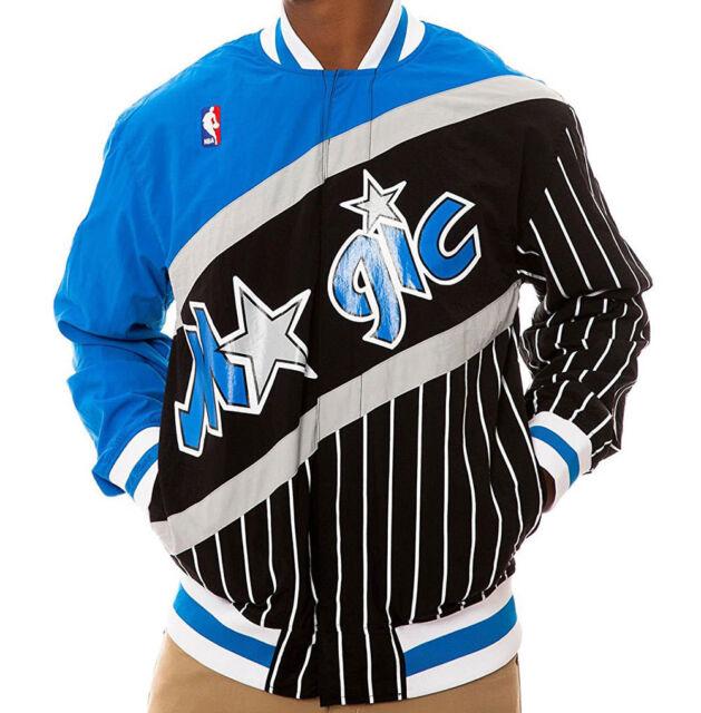 11d3325e44478 Orlando Magic Mitchell   Ness NBA Authentic Warmup Jacket Sz 40 for ...