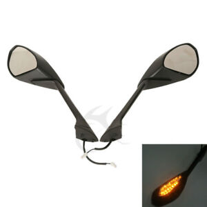 FOR-Ducati-1199-1199S-1199R-Panigale-2012-2014-2013-LED-Turn-Signal-Rear-Mirrors