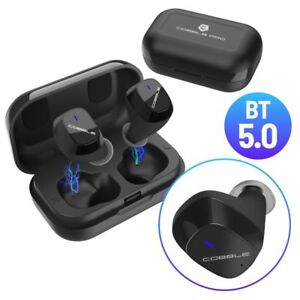 Cobble-Pro-True-Wireless-Bluetooth-5-0-Stereo-Headphone-Earbud-Portable-Charging
