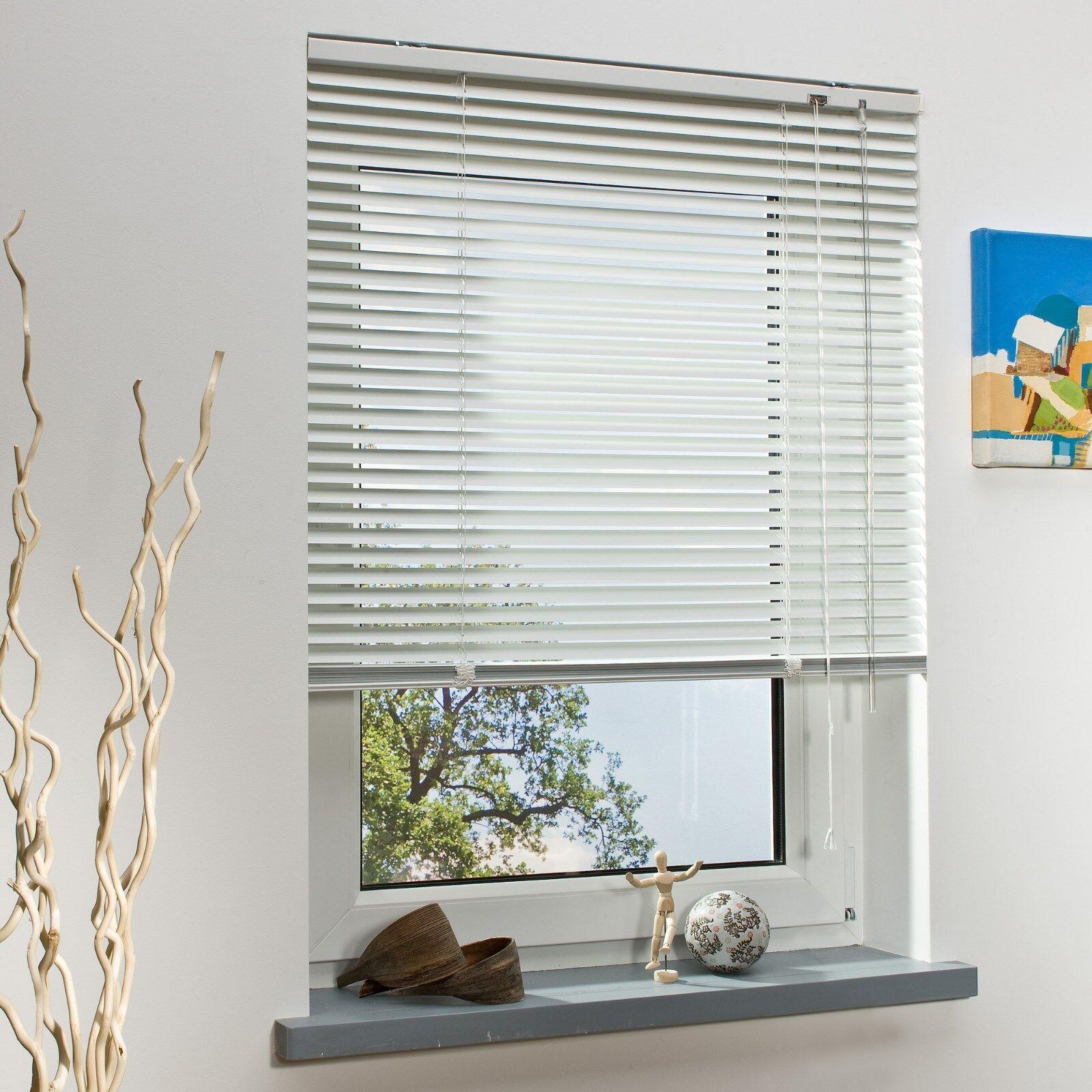 Alu Jalousie Faltstore Lamellen Aluminium Aluminium Aluminium Fenster Tür Rollo Weiß 50 bis 200 cm | Qualität und Verbraucher an erster Stelle  f5591d