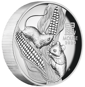AUSTRALIAN-2020-Lunar-Year-of-the-Mouse-1oz-1-Silver-HIGH-RELIEF-COIN-Series3