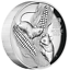 AUSTRALIAN 2020 Lunar Year of the Mouse 1oz $1 Silver HIGH RELIEF COIN Series3