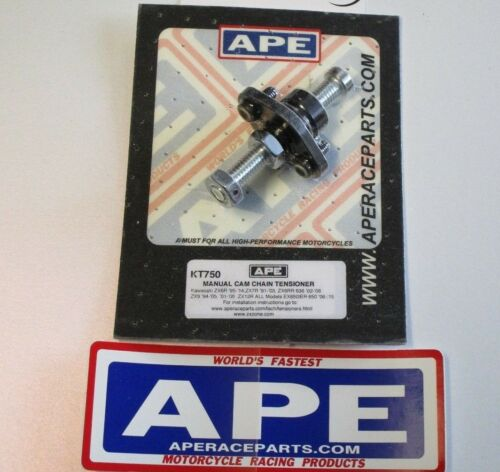 Kawasaki ZX9R B 94 to 97 all models genuine APE manual manual camchain tensioner