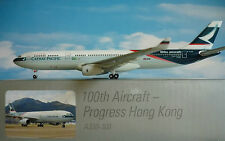 Herpa Wings Set 1:400  Airbus A330 / Douglas DC3  Cathay Pacific  562089