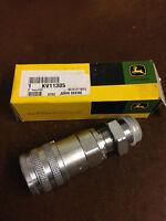 John Deere Ct315 Ct322 Track Loader Hydraulic Quick Coupler Kv11305