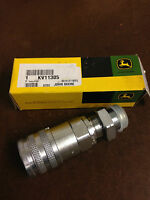 John Deere Ct315 Ct322 Track Loader Hydraulic Quick Coupler Kv11305