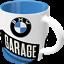 Tasse Tassen Kaffeetasse Becher Vintage Nostalgic Art Kaffee VW Bulli BMW Retro