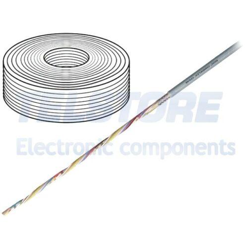 5m  Leitungen zur Datenübertragung chainflex® CF240 24x0,25mm2
