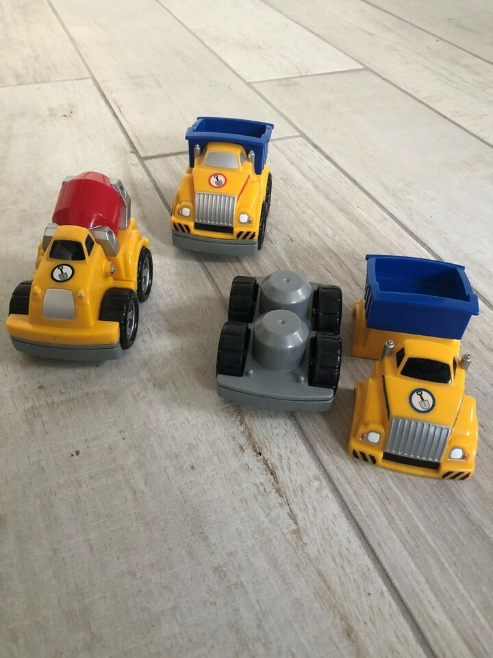 Andet legetøj, Biler, Mega Bloks