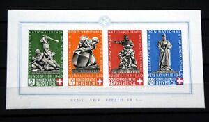 SCHWEIZ-Block-5-034-Pro-Patria-1940-034-postfrisch-450-Euro