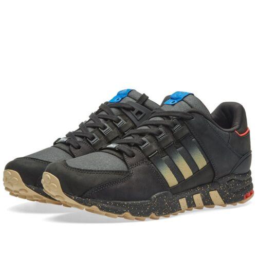 Highs Support Adidas noir matte 93 Lows doré courant Eqt X Consortium 7xSCqPg