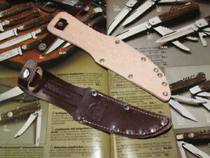 COUTEAU FOURREAU POUR Solingen Hubertus trajets couteau avec lames longueur 9 cm