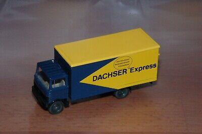 "Wiking Mercedes-Benz LP 809 /""Dachser Express/"" mit Ladebordwand H0 1:87"
