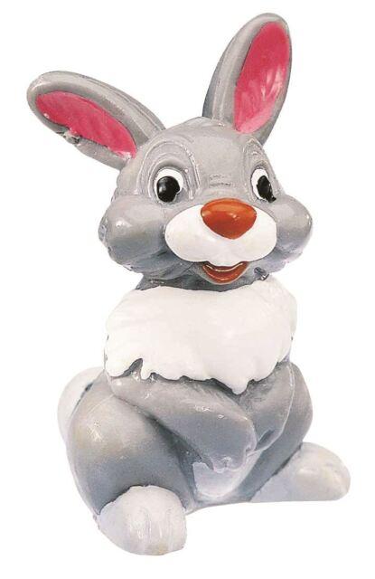 Thumper BAMBI Statuetta – DISNEY BULLYLAND figura giocattolo Topper per torta