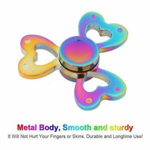 Zinc-Alloy-Rainbow-Finger-Hand-Spinner-Tri-Fidget-Focus-EDC-Desk-Toys-For-Kids