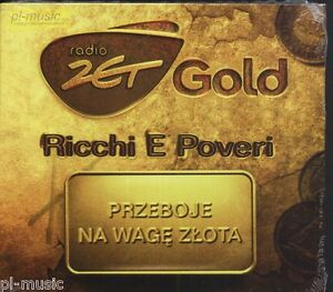 RICCHI-E-POVERI-GOLD-CD-POLISH-EDITION-RARE-from-POLAND