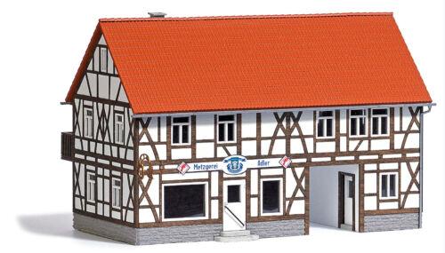 HS  Busch 1530 Landmetzgerei Adler  Bausatz