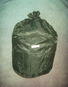 Details About New Army Wet Weather Clothing Bag Military Green Waterproof Laundry Gear