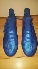 Mens Football Boots Pair - SIGNED MATCH WORN GARY HOOPER - SHEFFIELD WEDNESDAY