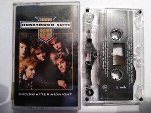 Honeymoon Suite - Racing After Midnight (Audio Cassette ...