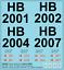 Indexbild 12 - Mickon Ergänzungs Decals Feuerwehr Bremen passend für Herpa Busch Rietze 1:87 H0