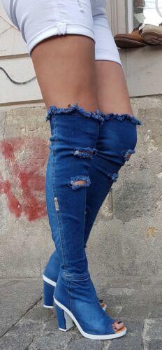 Style Original t Stiefel Ersax Jean Bleu 198 100 Jeans 4xU6EqpO