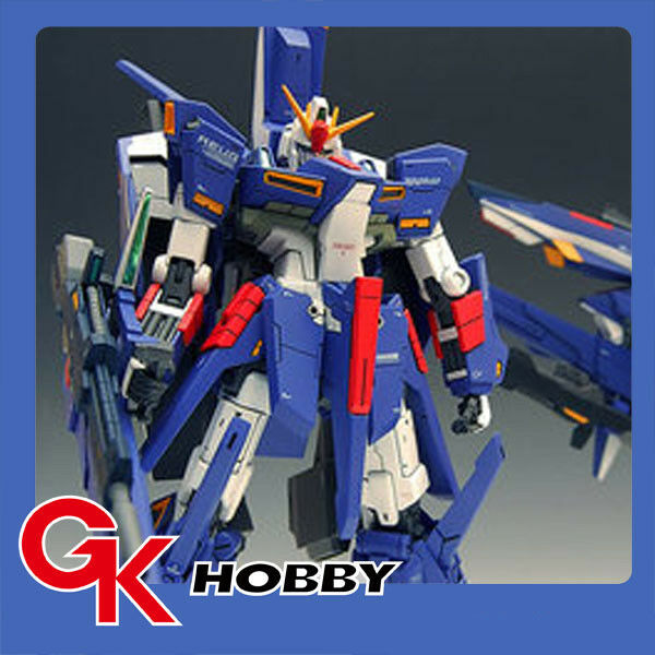 214 [Obetalt hkonsts] Koreansk MSB Recast 1 100 ZI Gundam MG Kongrönering kit
