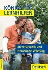 Literaturkritik und literarische Wertung von Oliver Pfohlmann (2008, Taschenbuch)