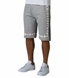adidas-ORIGINALS-X-PHARRELL-WILLIAMS-DAISY-LONG-SHORTS-GREY-BEACH-MEN-039-S