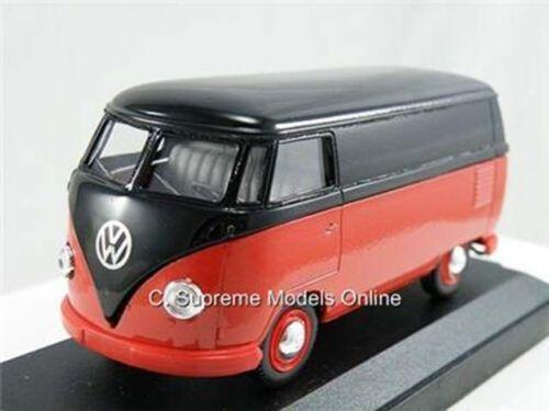 Volswagen T1 Bulli van Modelo 1//43RD VW 1955 versión alemana clásica R0154X =