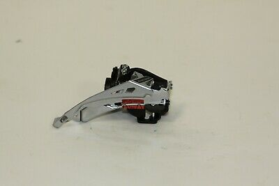 Shimano Tourney front derailleur 31.8//34.9 triple Dual Pull  FD-TY700