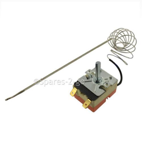 Universal Forno Fornello Termostato Unit 50-250 gradi C Extra Lungo Capillare
